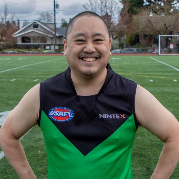Ray Kwan  Treasurer
