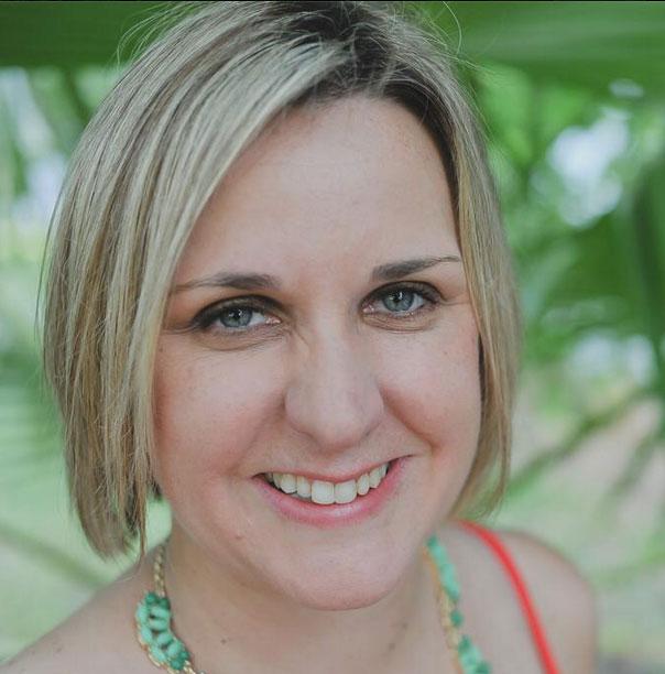 Jennifer Canzoneri, Marketing Director at BenBella Books.