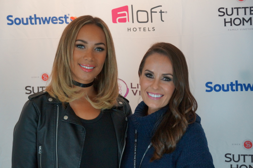 Interviewing Leona Lewis
