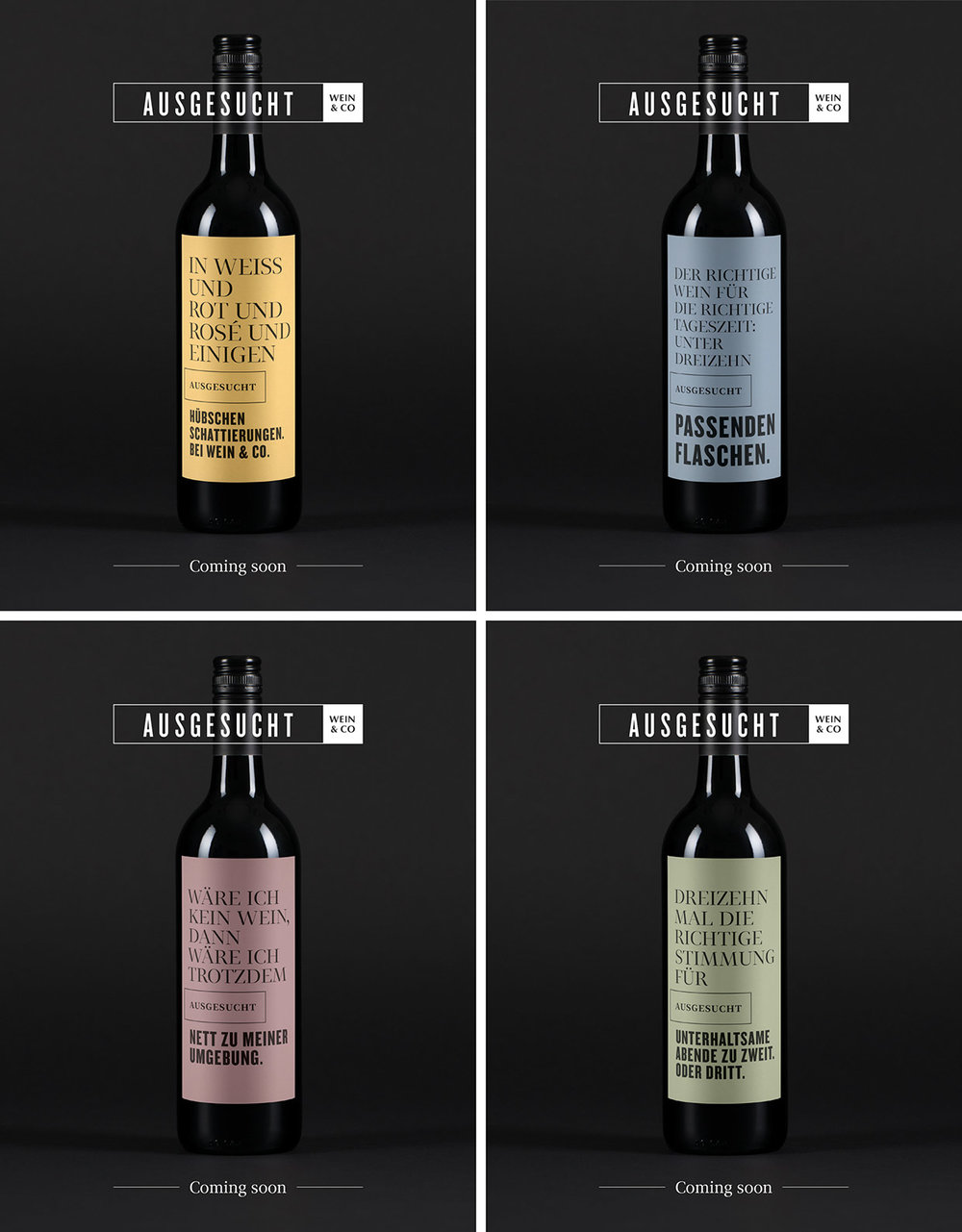 Brand Unit / Wein & Co