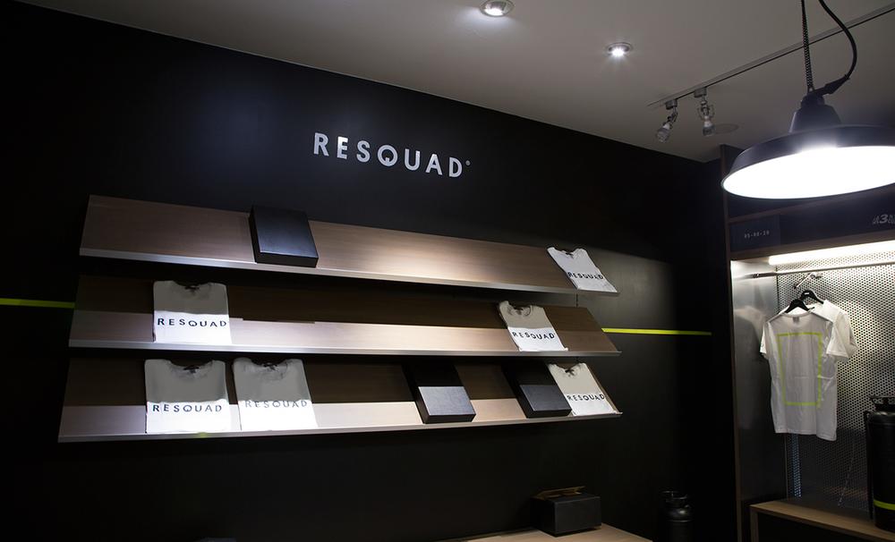 Futura / Resquad