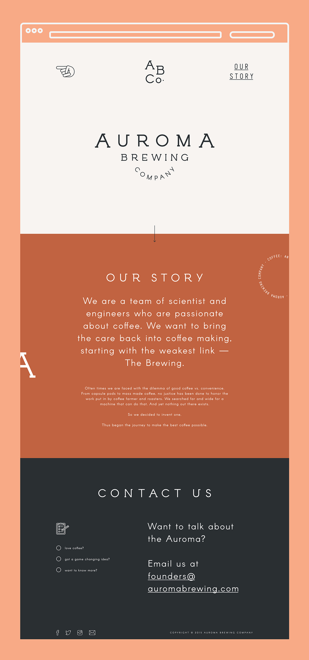ODDDS / Auroma Brewing Co.