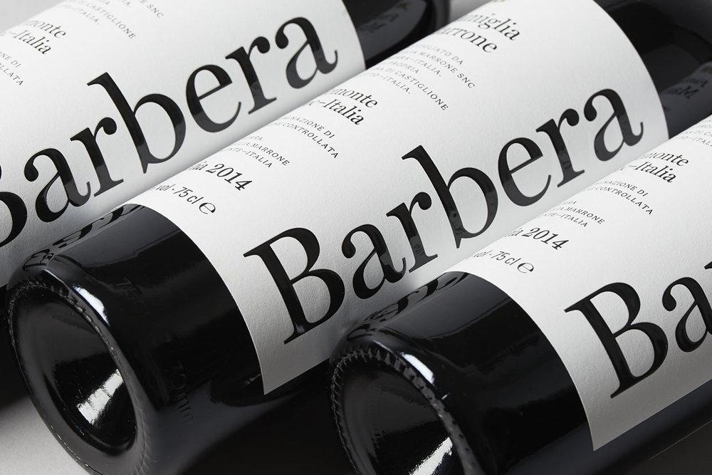 Designhorse / Barbera Marrone