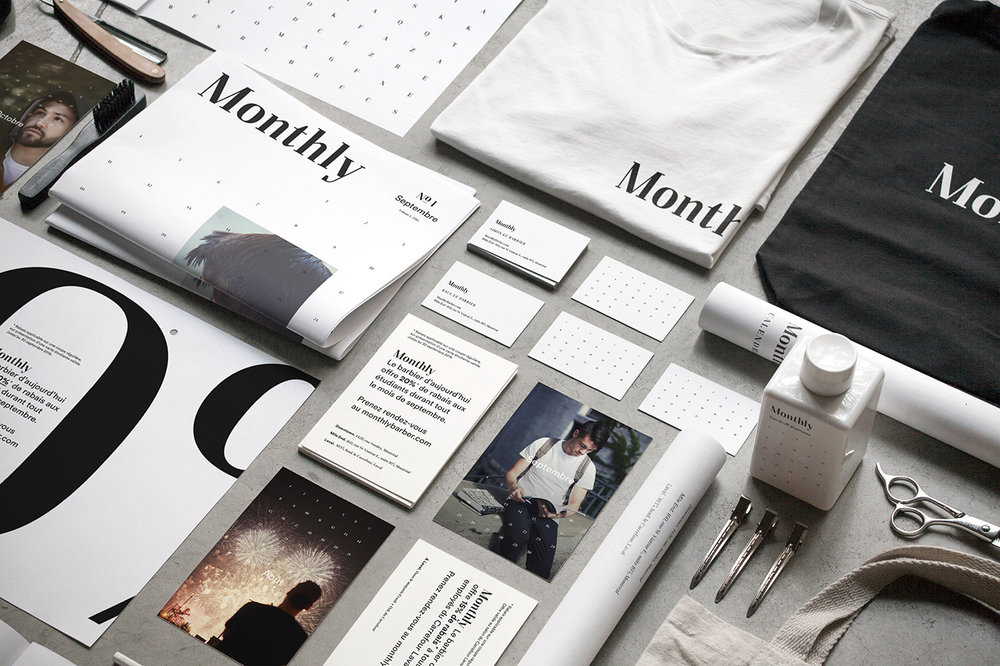 Ethos / Monthly