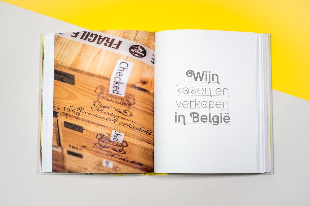 Maarten Deckers / Wijn in België