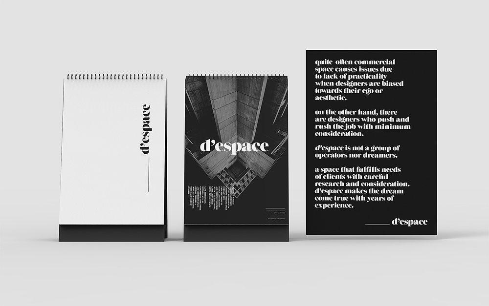 Minimalist / d'espace