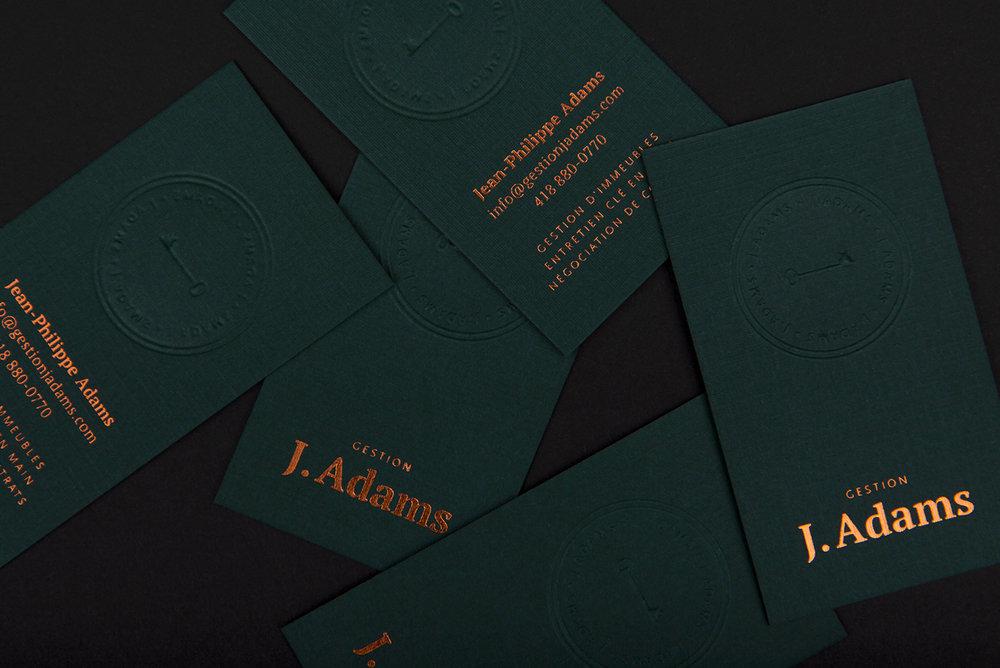 Imédia Firme Créative / Gestion J. Adams