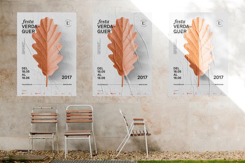 Partee Design / The Festa Verdaguer