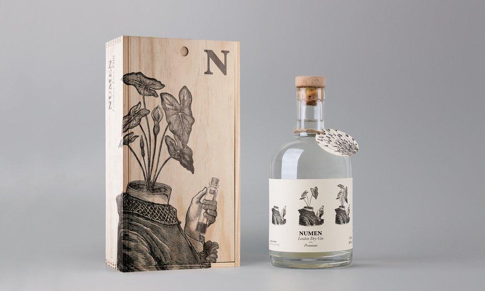 Cristina Déniz / Numen London Dry Gin