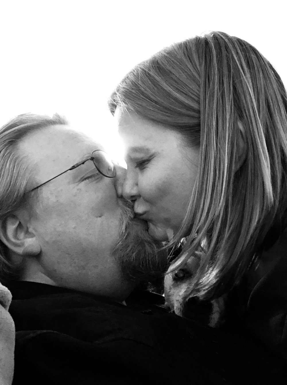 One of my personal favorite sounds is the sound of our door opening when one of us comes home, - anticipating the warm hugs and kisses that let me know that I am special and missed when we are apart. (This is a lot more true now that we have been practicing Gottman strategies for a while.)