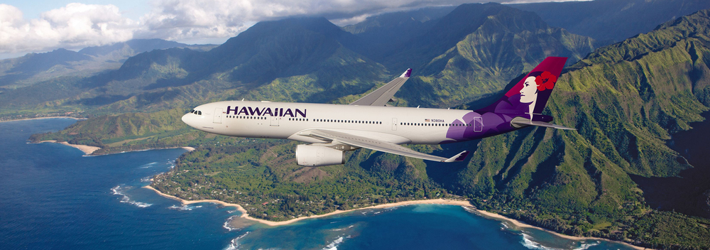 Hawaiian Airlines  reduced the number of steps to book shipments from 7 to just 1 by changing to  SmartKargo .   That's Efficient!