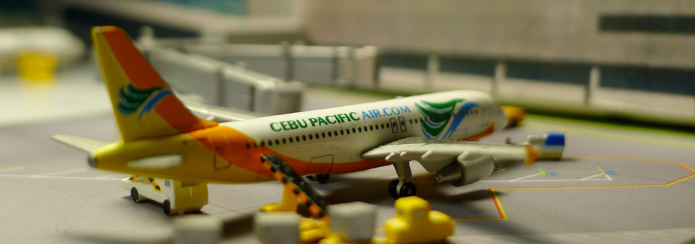 Cebu Pacific Air  booked more than 1 million cargo shipments in the last 12 months (one booking every minute).   That's Volume!