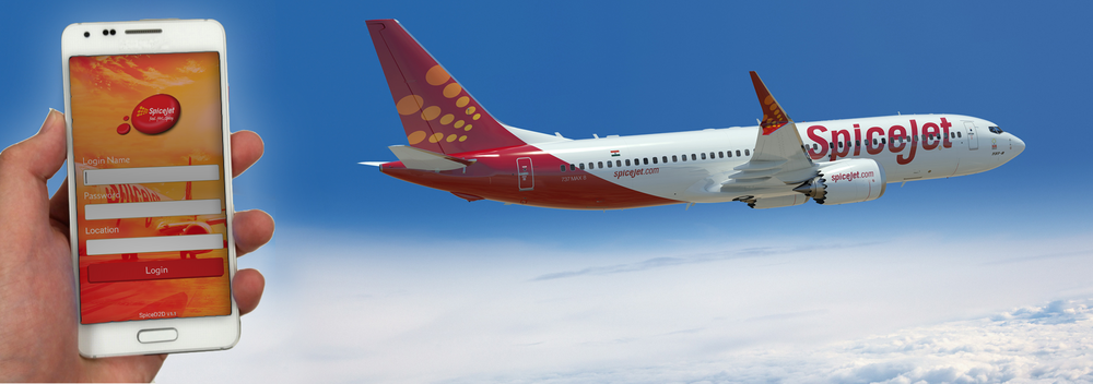 SpiceJet  launched door-to-door service using  SmartKargo's  leading shipper-to-recipient capability.   That's new revenue!
