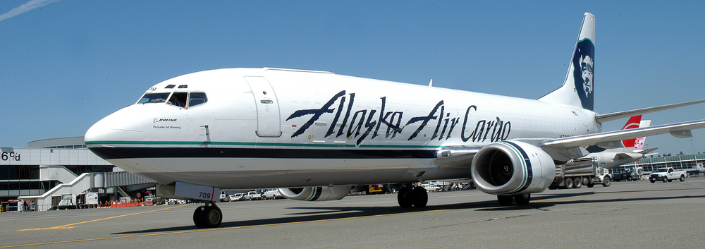 Alaska Air Cargo  Launches Real-time Booking Engine, Powered by   SmartKargo  .