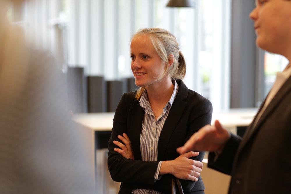 Karoline Skatteboe - Master of Business Analytics