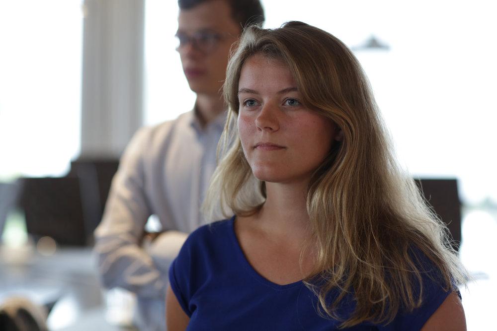 Anne Martine Norli Solstad - MSc Refugee and Forced Migration Studies