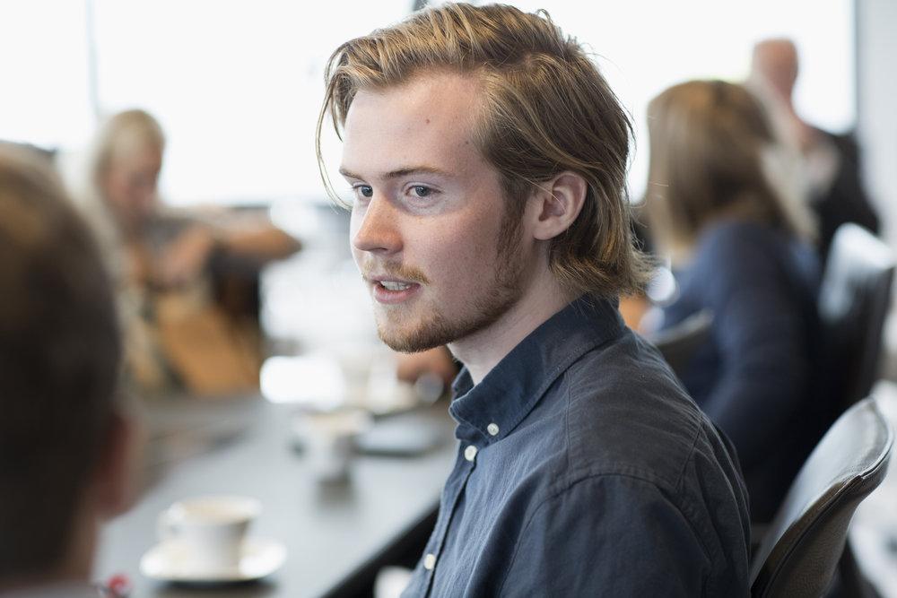 Jonas Heen Hæg - BPhil Philosophy (graduate degree)