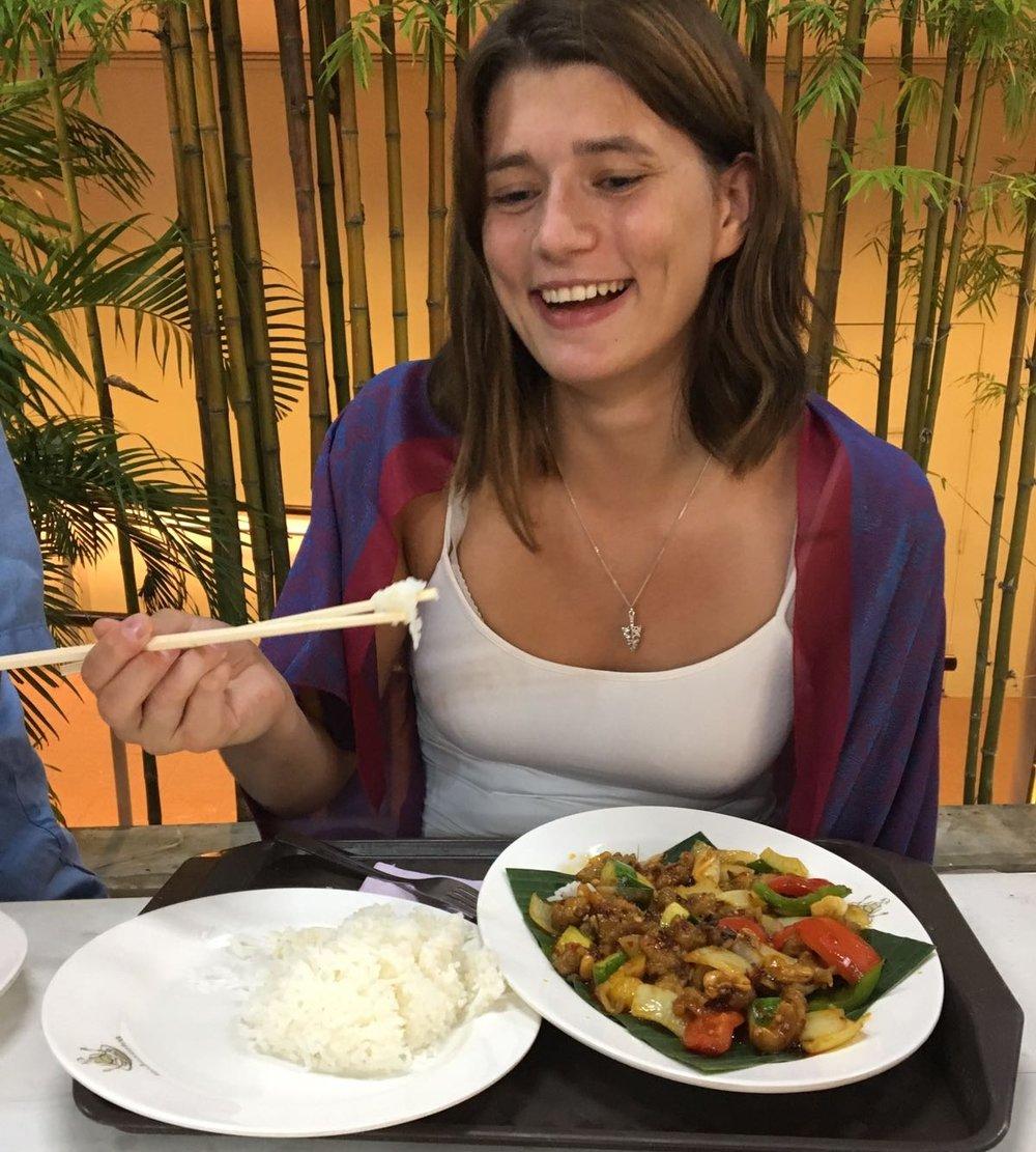 I Singapore er det mange eksotiske spisesteder og steder å dra på utflukter. Foto: privat