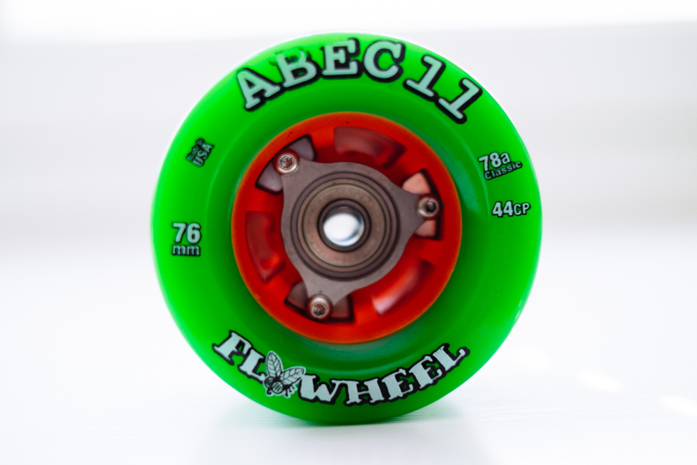 ABEC11 FLYWHEEL 78a 76mm