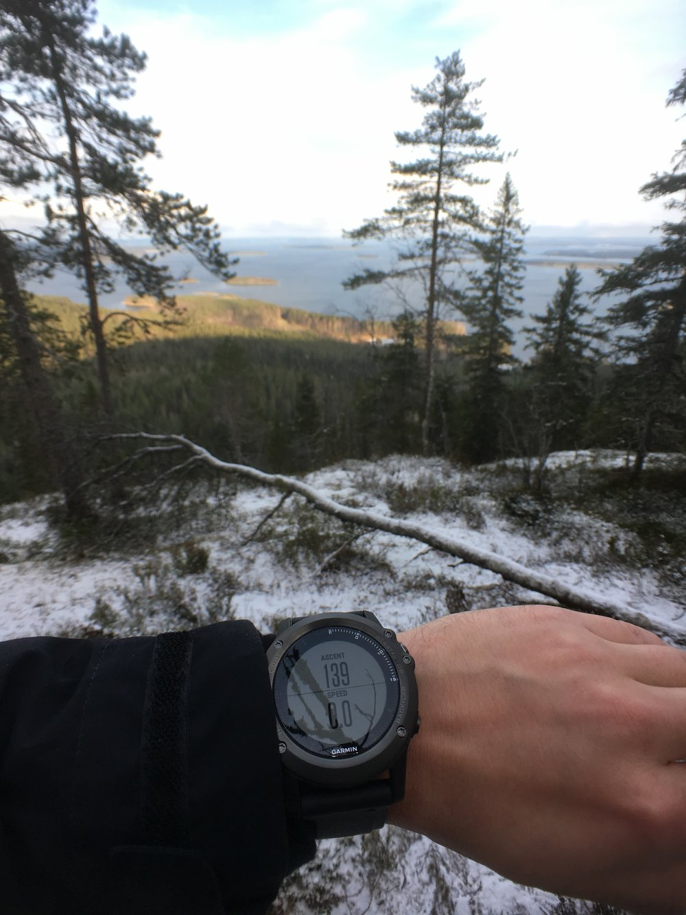 Garmin and Koli