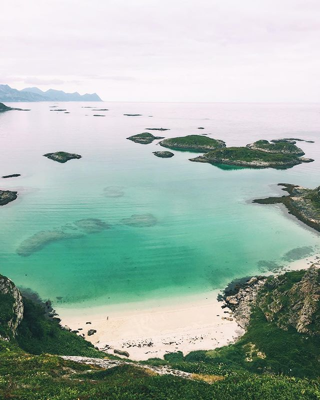 Secret beaches of Norway 🏖