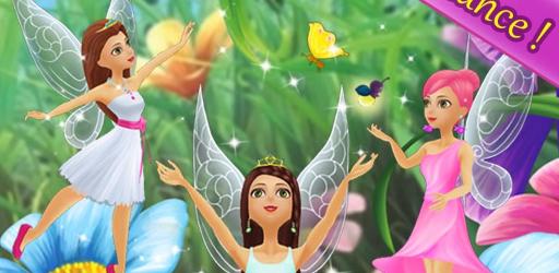 Fairy Princess Dress Up 3D
