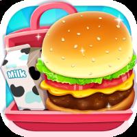 SkyBurger Maker - School Lunch Food