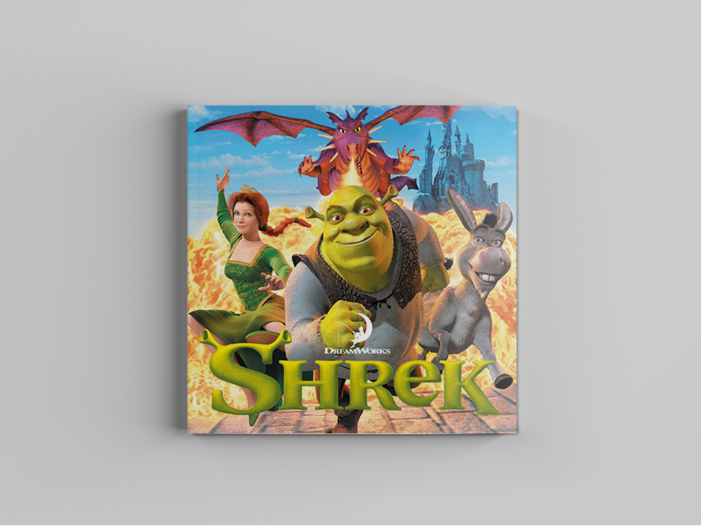 Shrek Gem