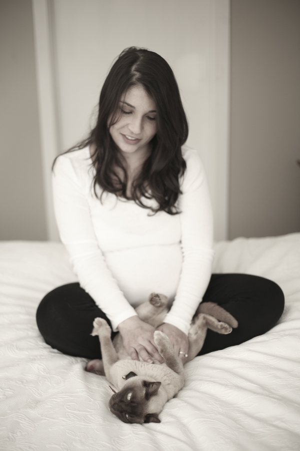 maternity photograph