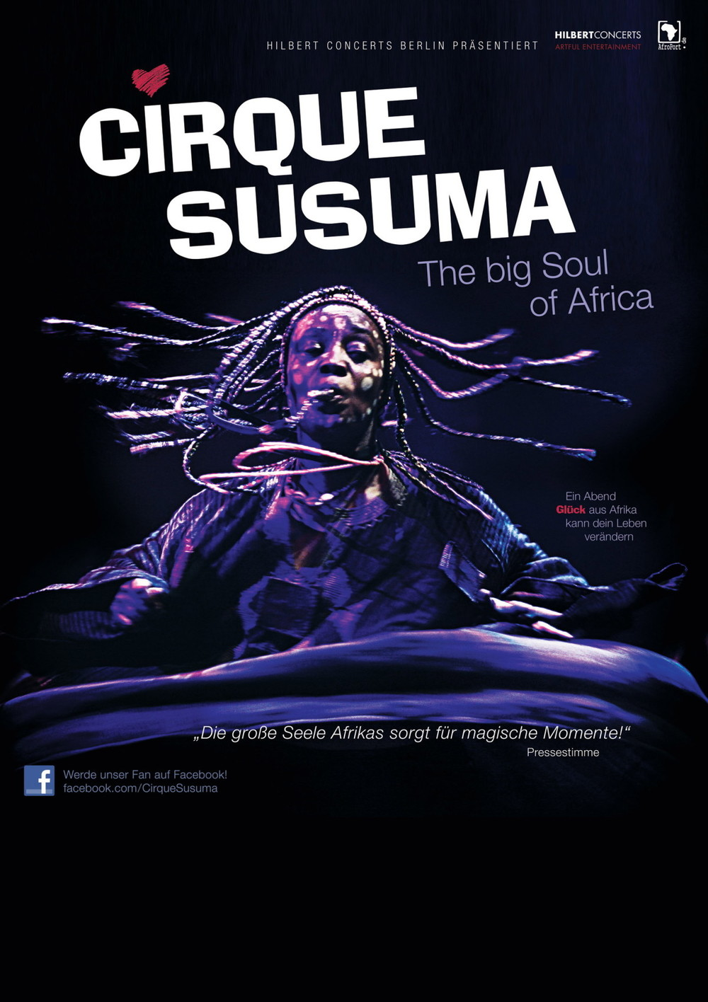 CIRQUE SUSUMA Plakat