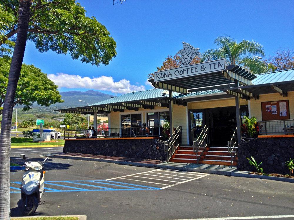 Kona Coffee & Tea Company