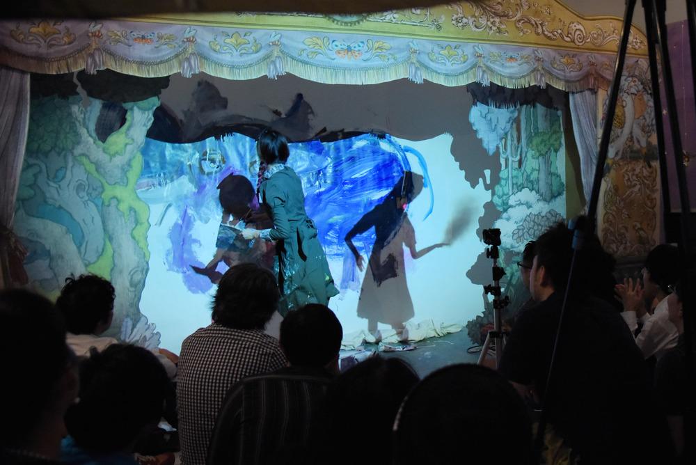 『運命的アクシデント』 アーティスト:チアキ コハラ、只石 快歩、坪倉 輝明、瓜田 裕也、衛藤 慧