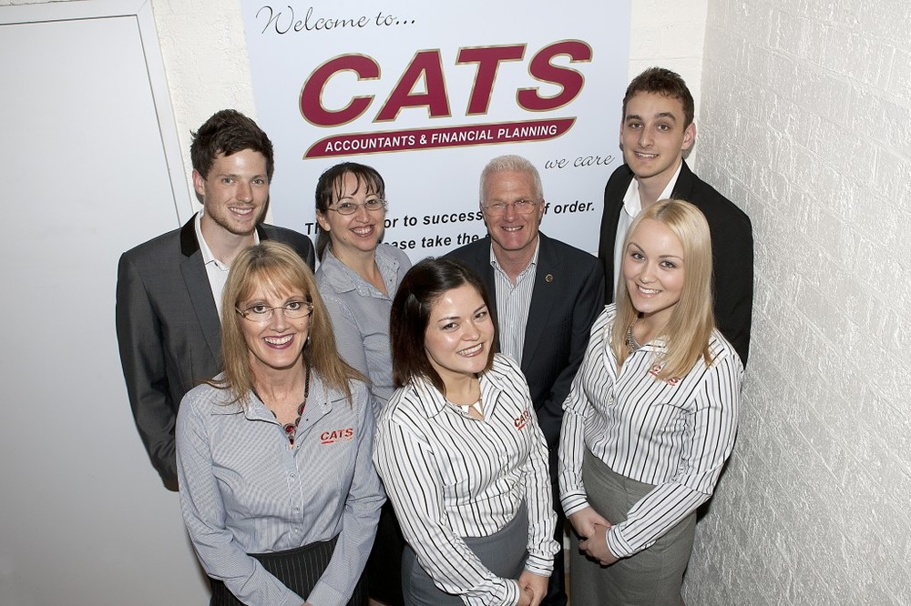 Meet the friendly team from CATS