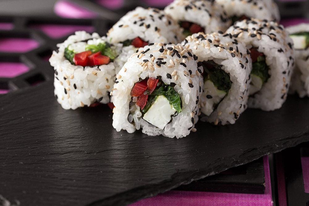 Garden Roll (Vegetarian)