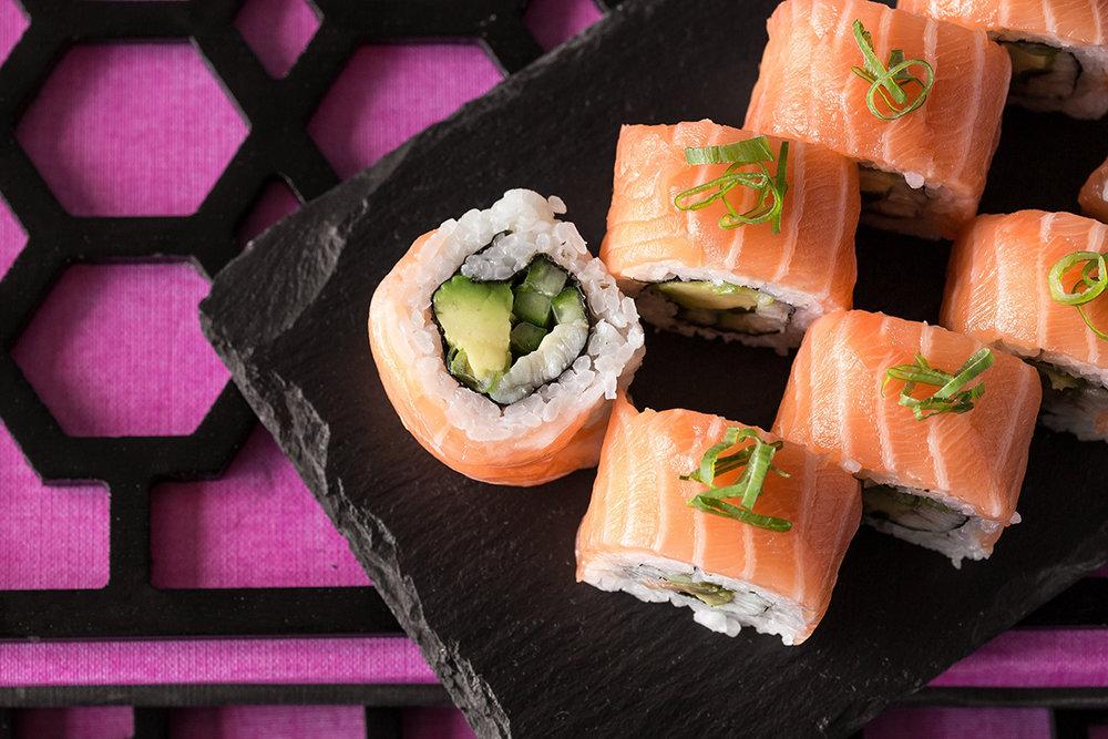 Osaka Salmon Roll