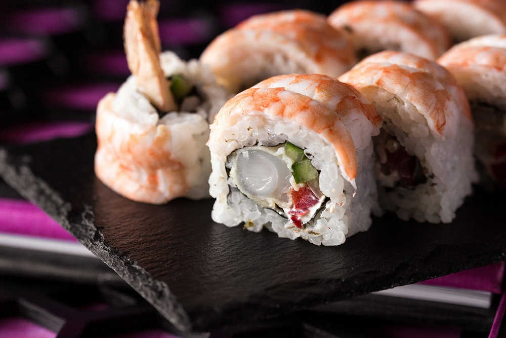 Prawn Duo Roll