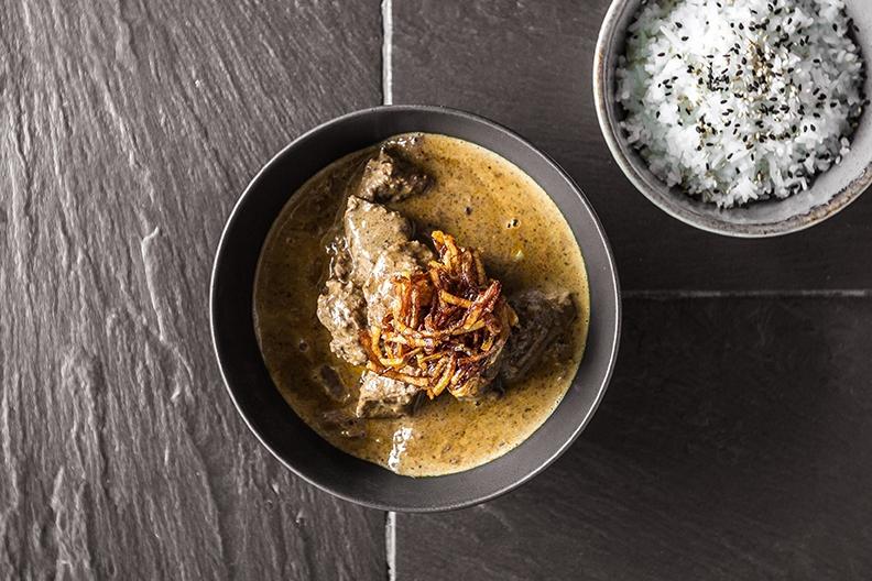 Indonesian Beef Rendang
