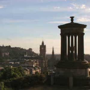 Edinburgh, Calton Hill