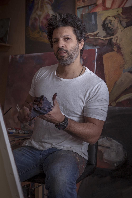 Kareem Ettouney - Artist