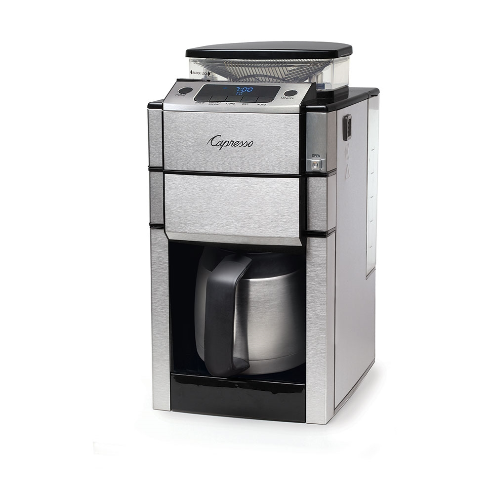 Capresso Coffeeteam Pro Plus With Thermal Carafe Common Housefly