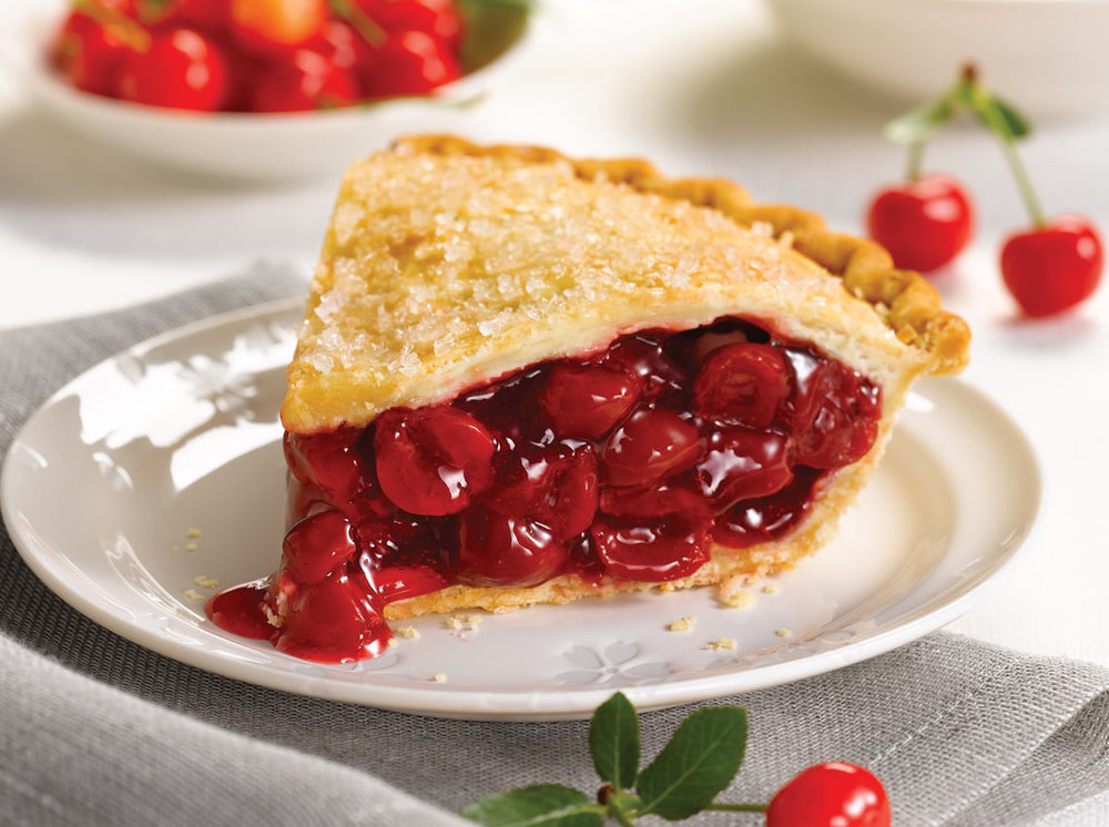 It's National Cherry Pie Day... — common housefly
