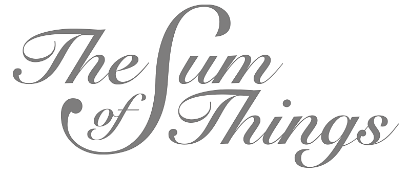 The Sum of Things