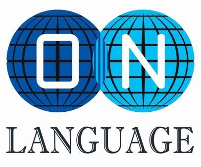ON Language logo