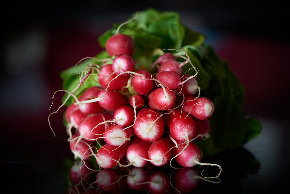 radishes nutrition derbyshire