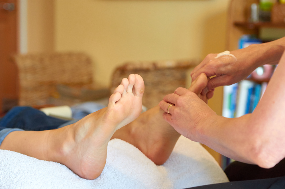 Reflexologist in Derby