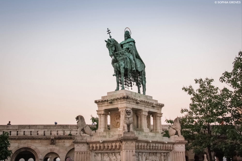 St. Stephen's Statue