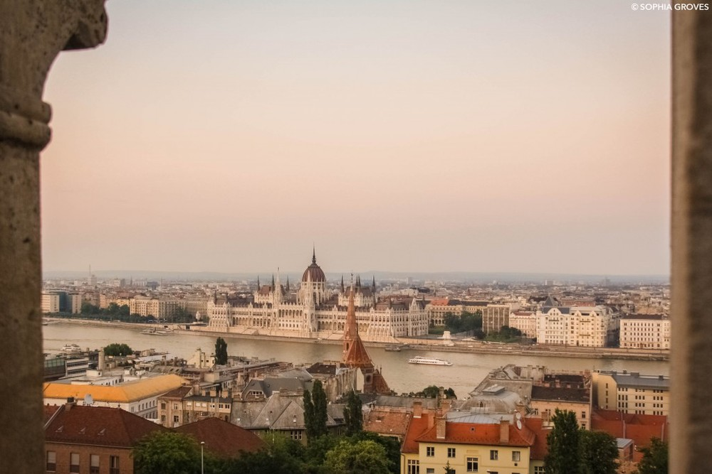Hungarian Houses of Parliament