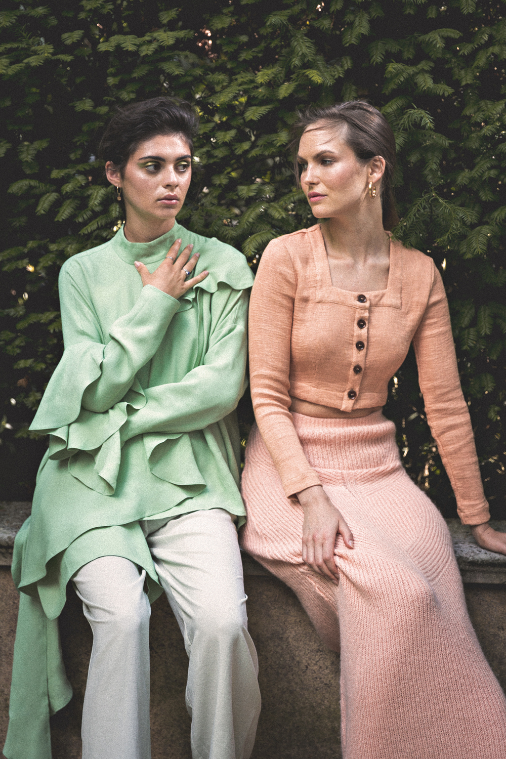 'Give Me All Your Colour' for  Nordic Style Magazine