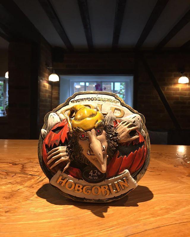 The Hobgoblin has arrived ready for Hallow'een!