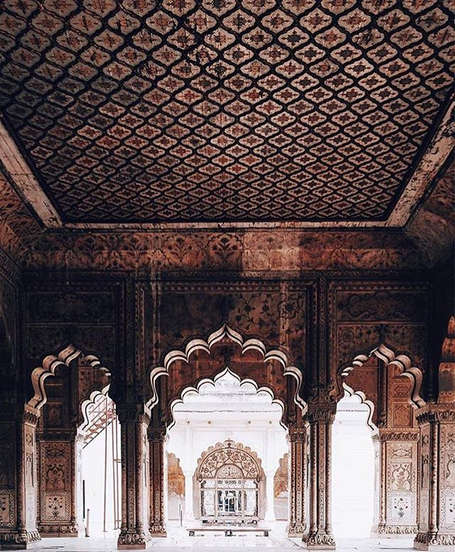 Art and architecture, culture and tradition heavily influence our designs. Via @callicles 📸 - #art #architecture #culture #tradition #blog #explore #design #designer #india #redfort #handmade #history #madeinindia #everydayindia #paris #tabletop #tableware #ceramics #ceramicartist #artist #picoftheday #love #instamood